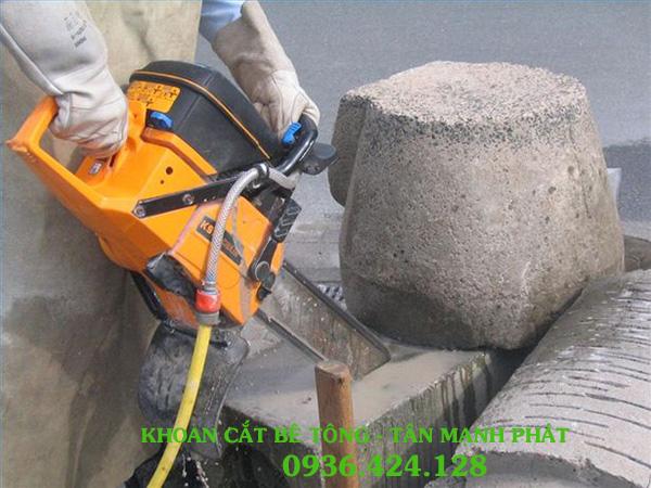 Khoan cắt bê tông tại huyện Hoài Đức